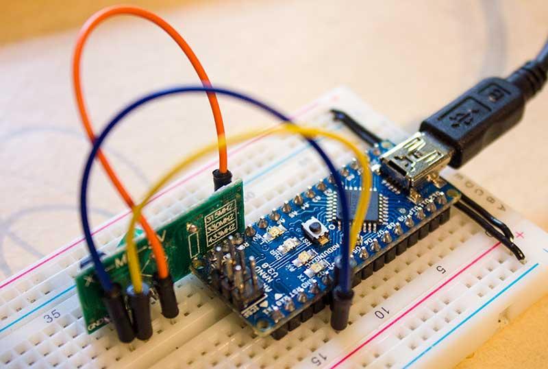 Decode 433 Mhz Signals W Arduino 433 Mhz Receiver