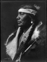 Čovek iz plemena Atsina, 1908.