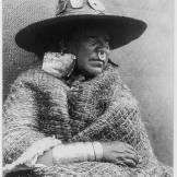 Žena iz plemena Nakoaktok, 1914.