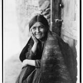 Navaho žena, 1904.