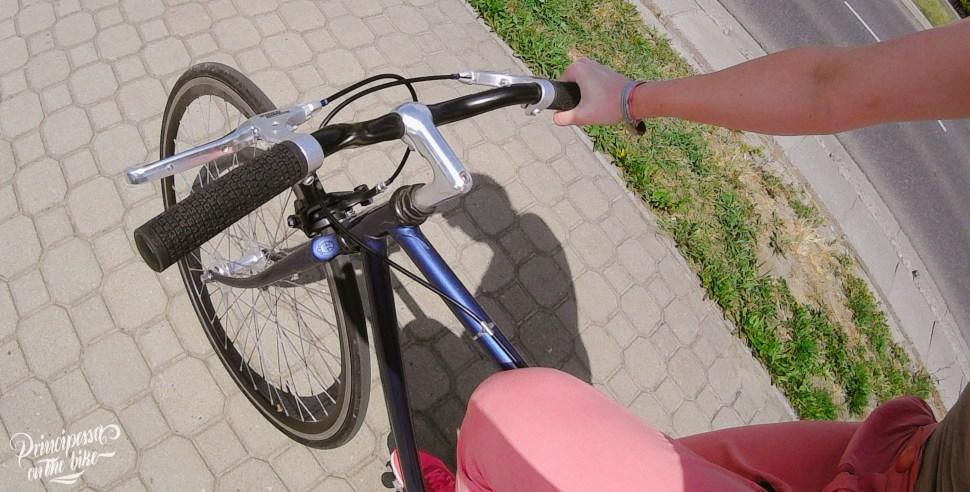 principessa on the bike bianchi warsaw tenspeedhero