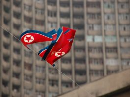 """North Korea - Pyongyang"" by (stephan) liscened under CC BY 2.0 (via Flickr)"