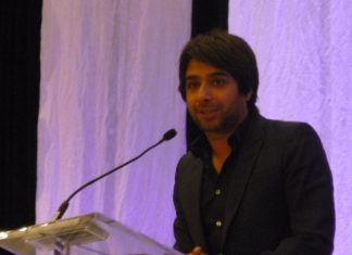 """""""Jian Ghomeshi"""" by Ontario Library Association liscenced under CC BY 2.0 (via Flickr)."""
