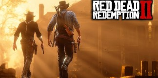 "Banner for the game ""Red Dead Redemption 2"""