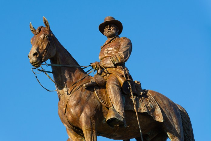 photograph of Ulysses S. Grant Monument in Chicago