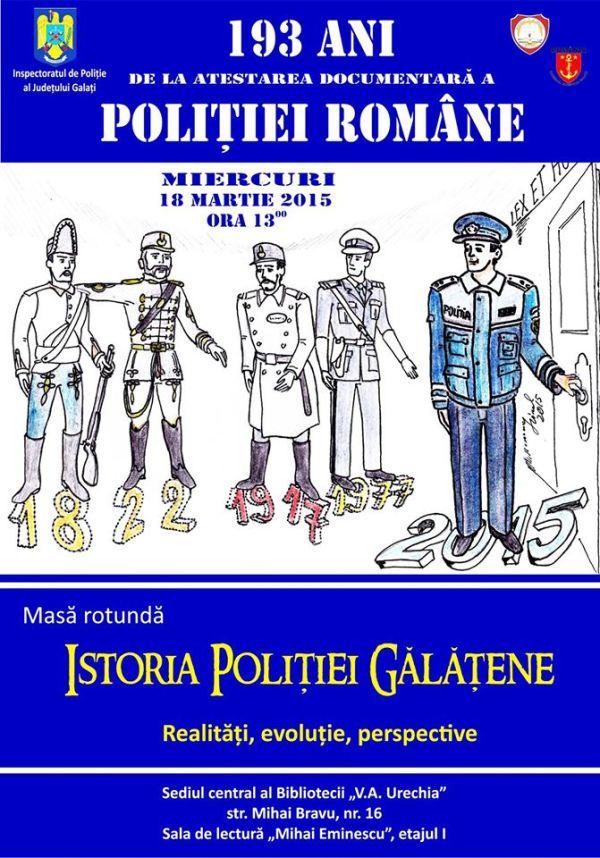 istoria politiei galatene