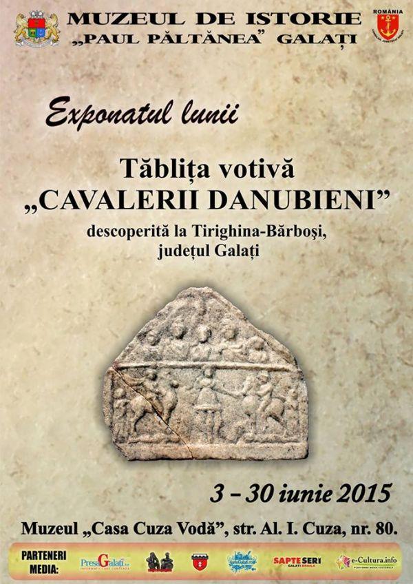 exponatul lunii iunie 2015 muzeul de istorie