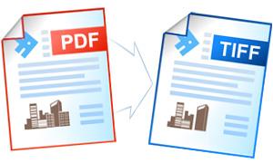 Convert PDF to TIFF - Universal Document Converter