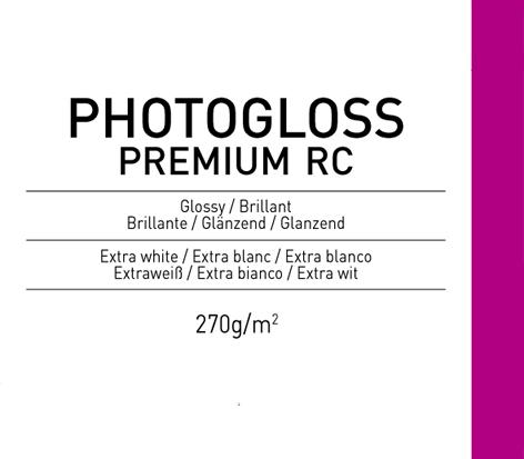 Papel Canson Infinity PhotoGloss Premium RC 270