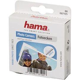 esquinas adhesivas para fijar fotografía o pintura 200 uds