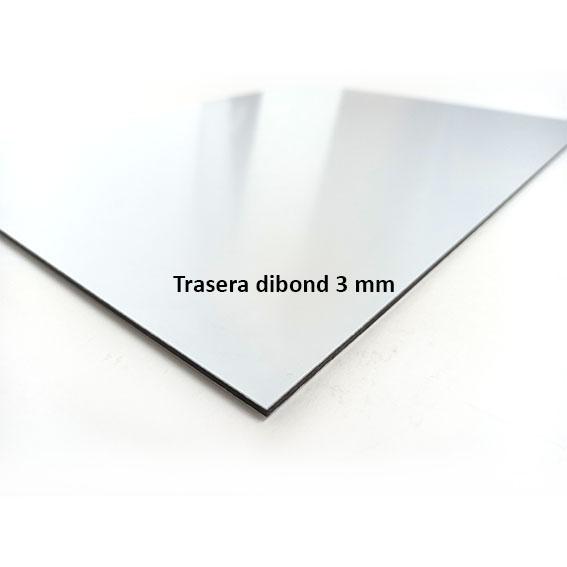 traseras a medida para enmarcación (panel de aluminio dibond 3 mm)