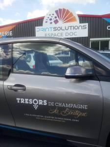 Stickers Tresors de Champagne