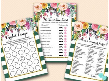 BS440-forest-green-bridal-shower-game-printable-1