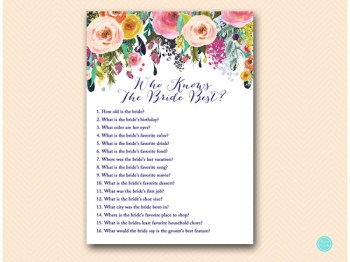 BS438-who-knows-the-bride-best-floral-garden-bridal-shower-game