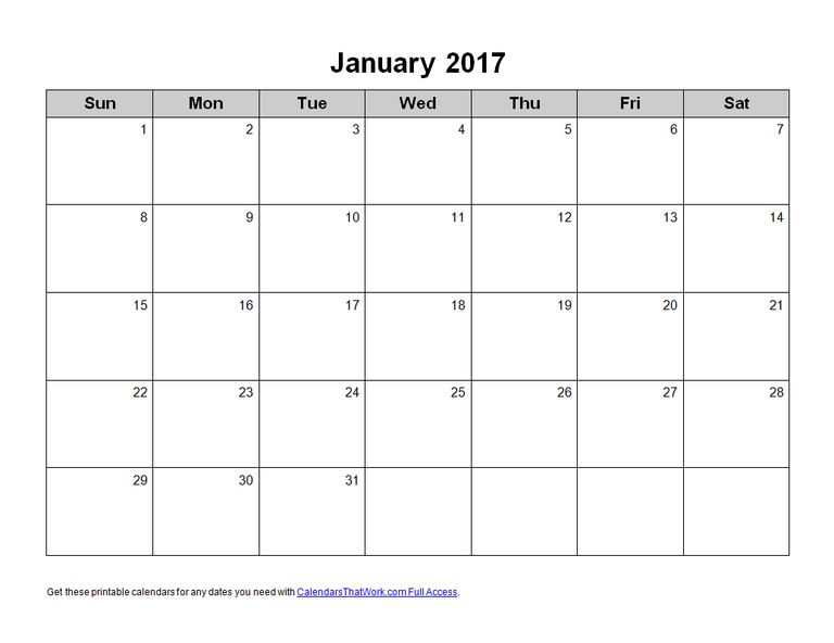 This time you want blank calendar templates, so we have presented all four calendars in blank form. Word Calendar Template 2018 - printable week calendar