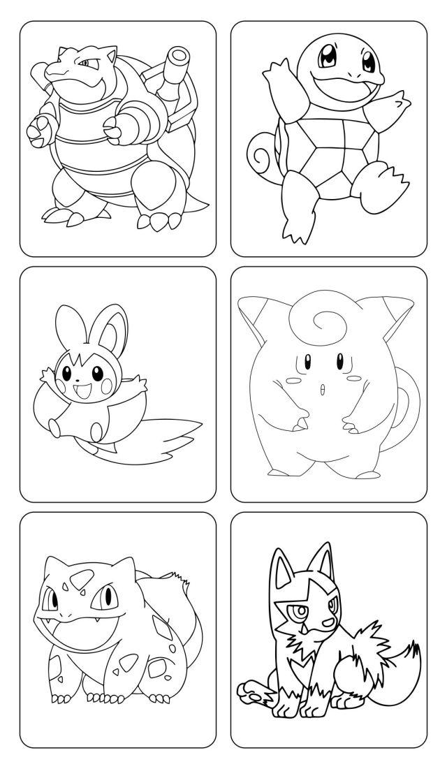 16 Best Pokemon Cards Printables To Print - printablee.com