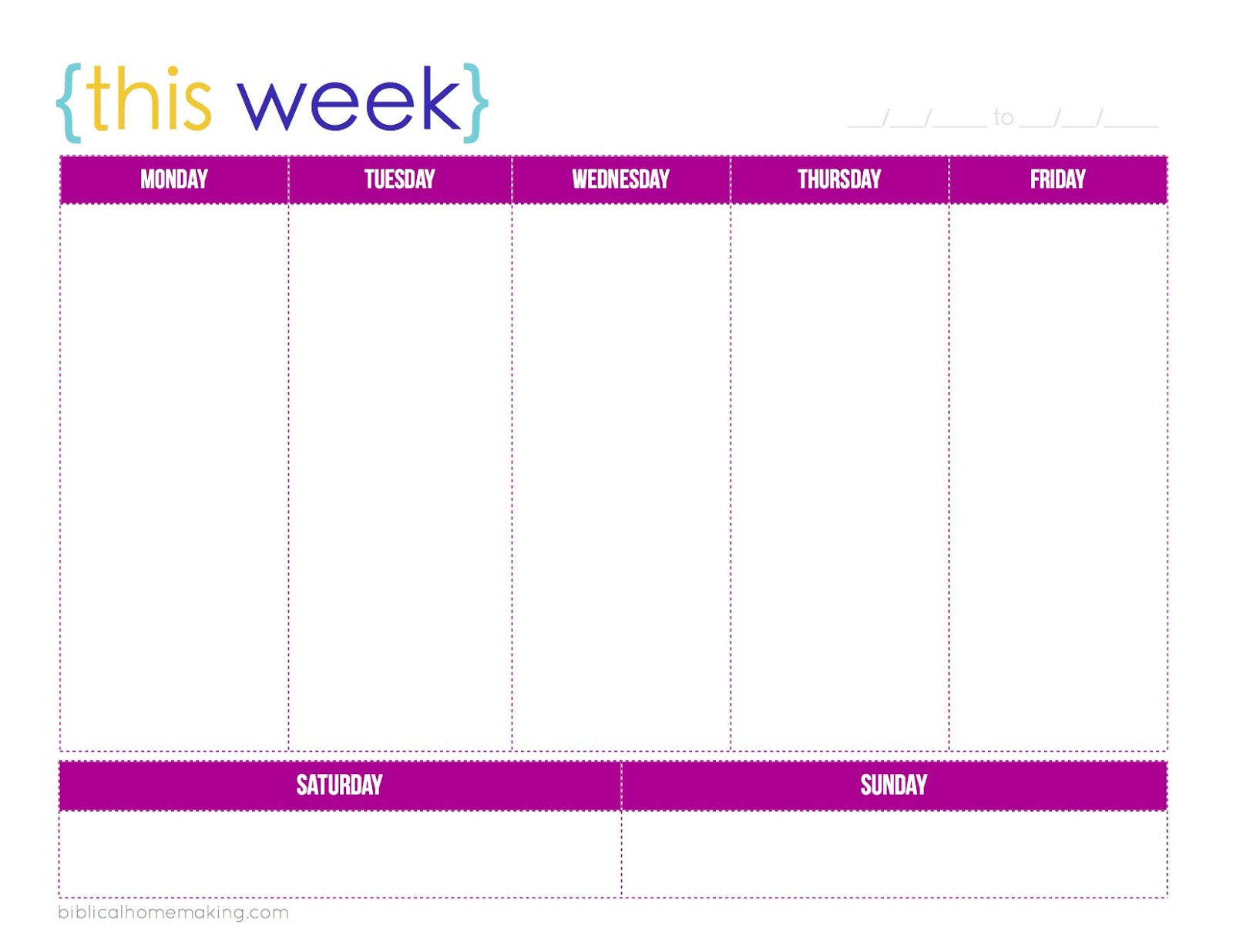 7 Best Images Of 5 Day Work Week Monthly Calendar