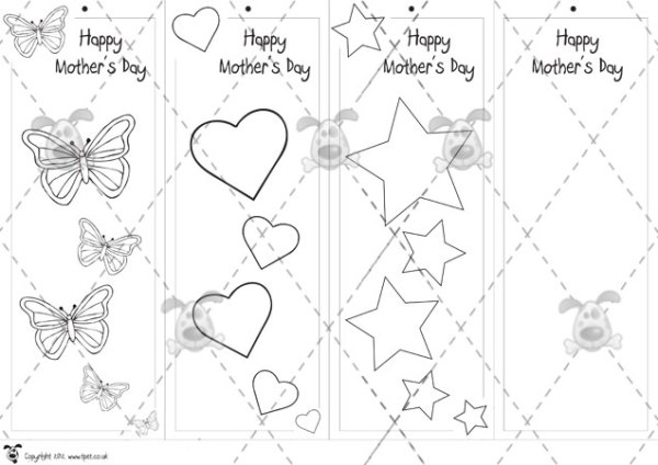 8 Best Images of Pet Bookmarks Printable - Printable ...