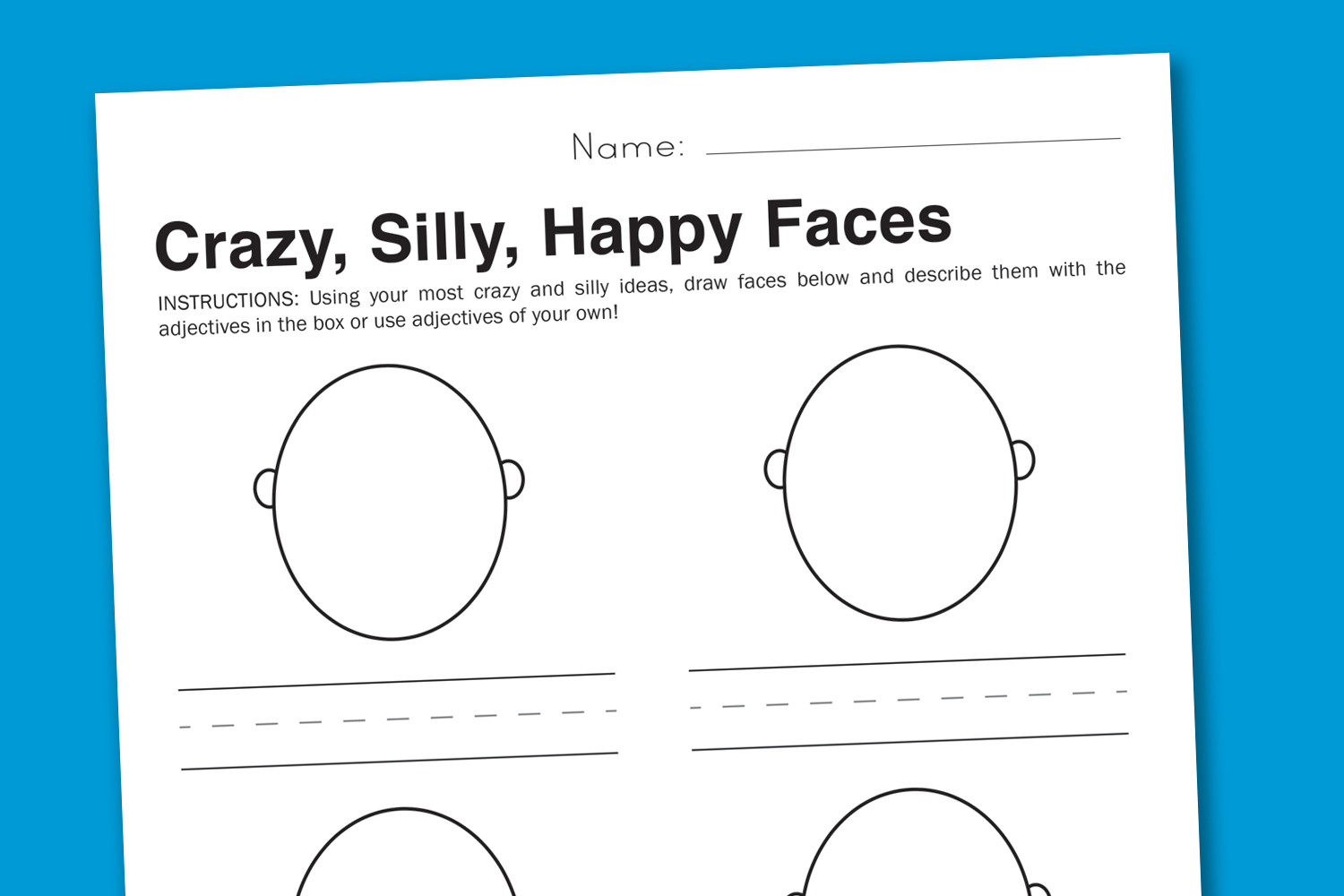 8 Best Images Of Kindergarten Art Printables
