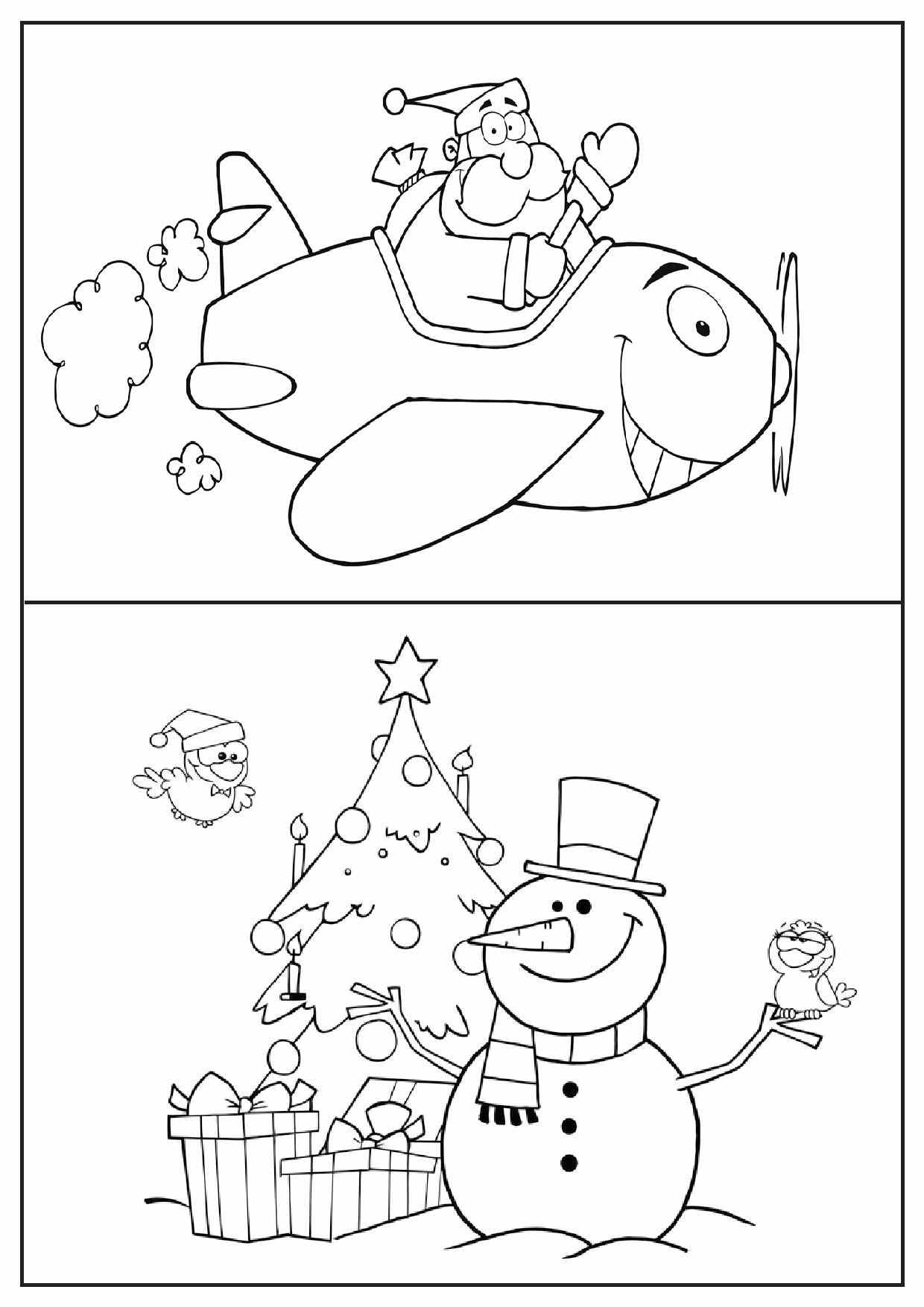 6 Best Images Of Free Xmas Printables