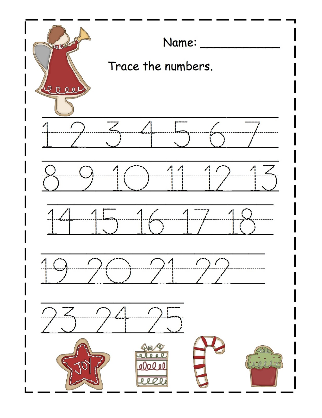7 Best Images Of Preschool Numbers 11 20 Printables