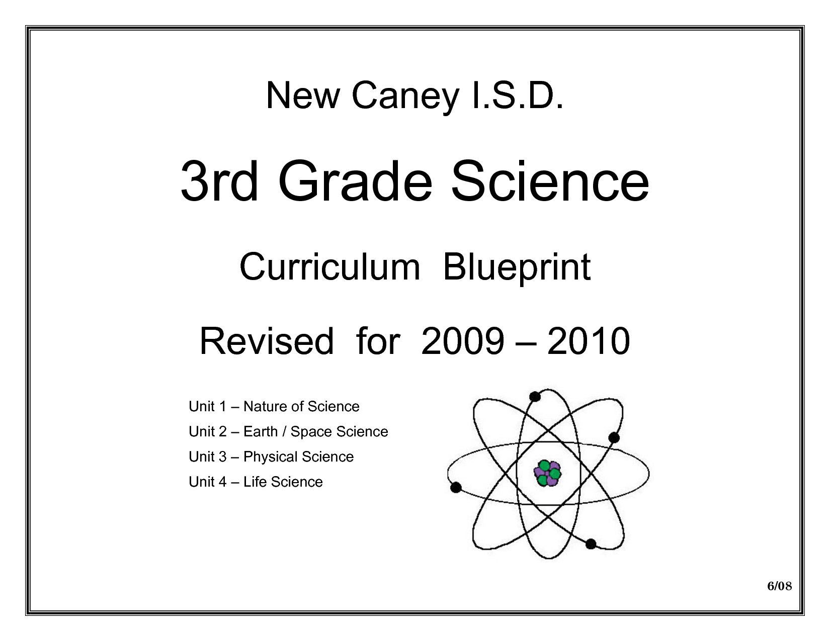 Science Worksheets For Third Graders