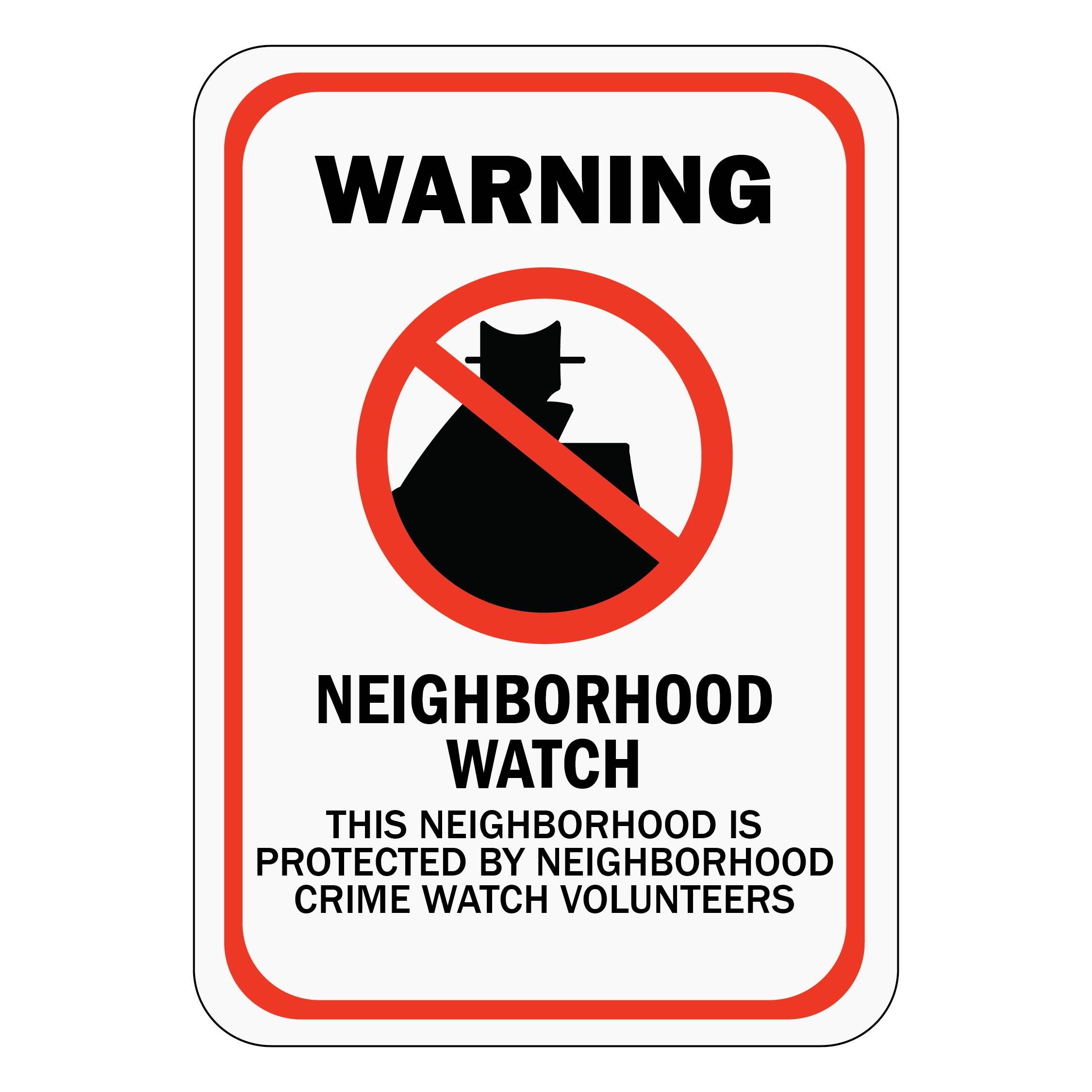 6 Best Printable Community Signs