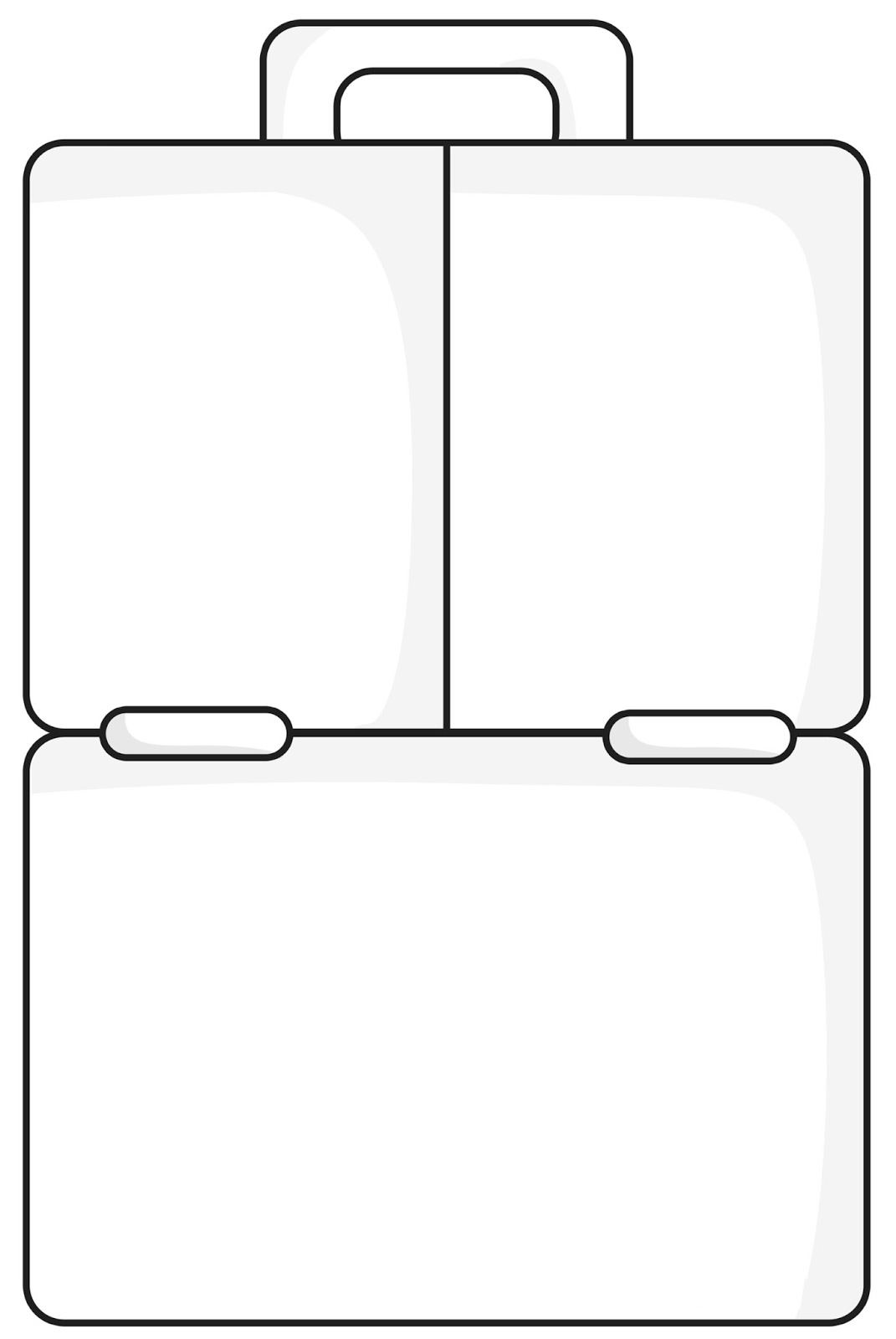 7 Best Images Of Lunch Box Printable Template