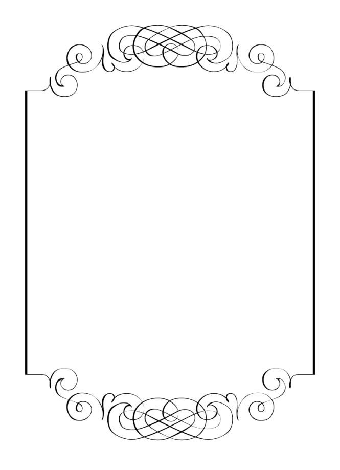 Blank Printable Invitation Cards – Blank Printable Wedding Invitations