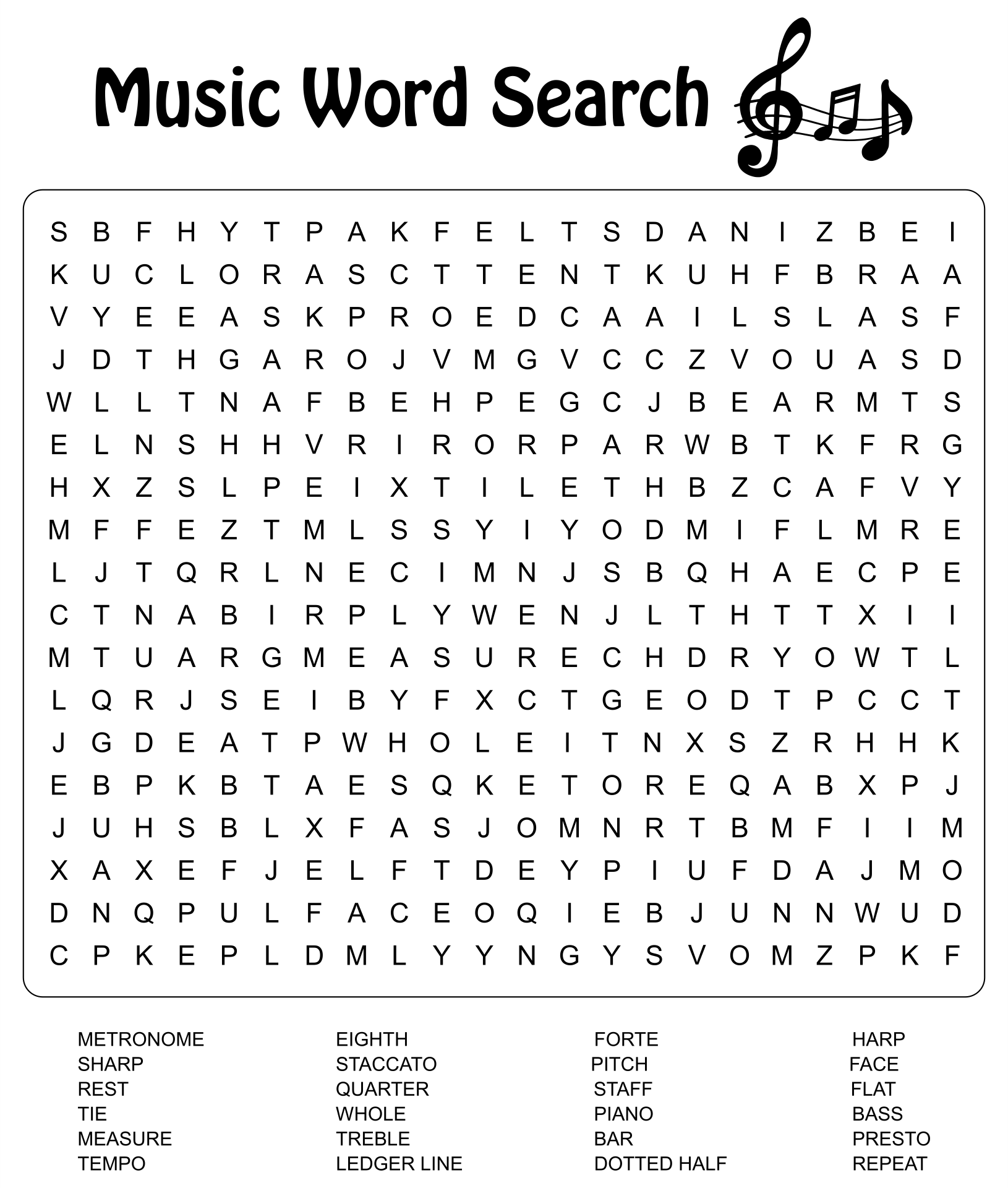 7 Best Images Of 100 Word Word Searches Printable