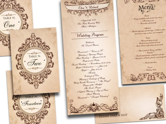 Wedding Invitations Templates Free To Inspire You How Make The Invitation Look Graceful 16
