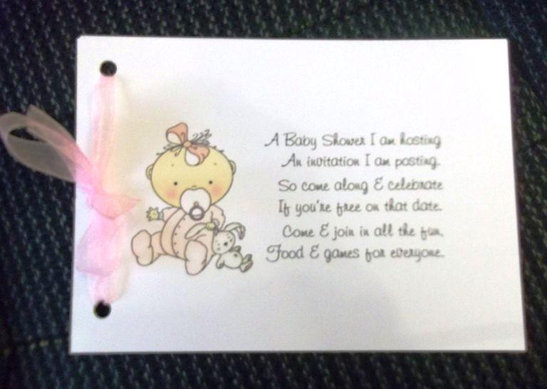 Similiar Printable Baby Shower Thank You Poems Keywords
