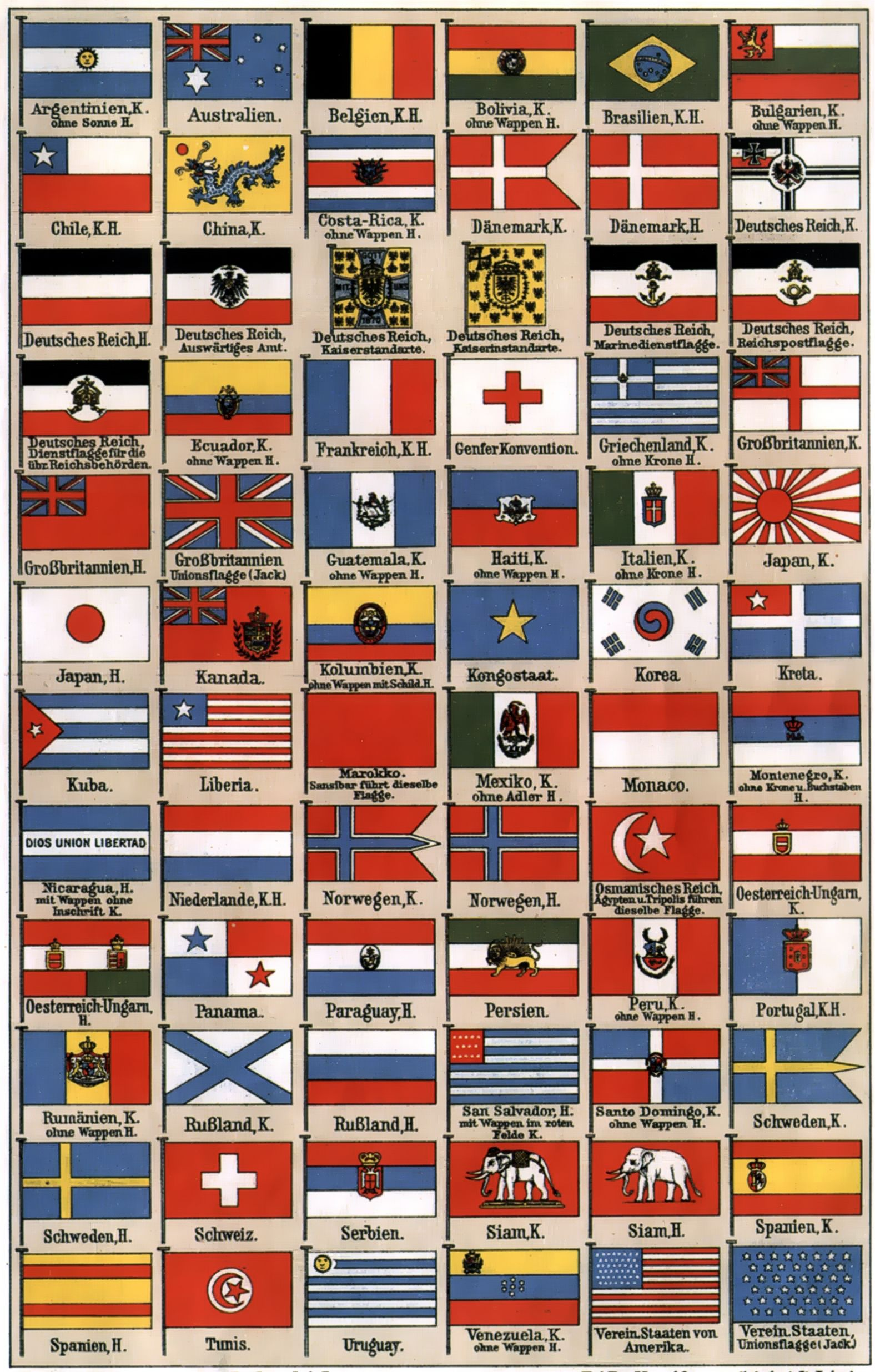 4 Best Images Of Free Printable World Flags Geography