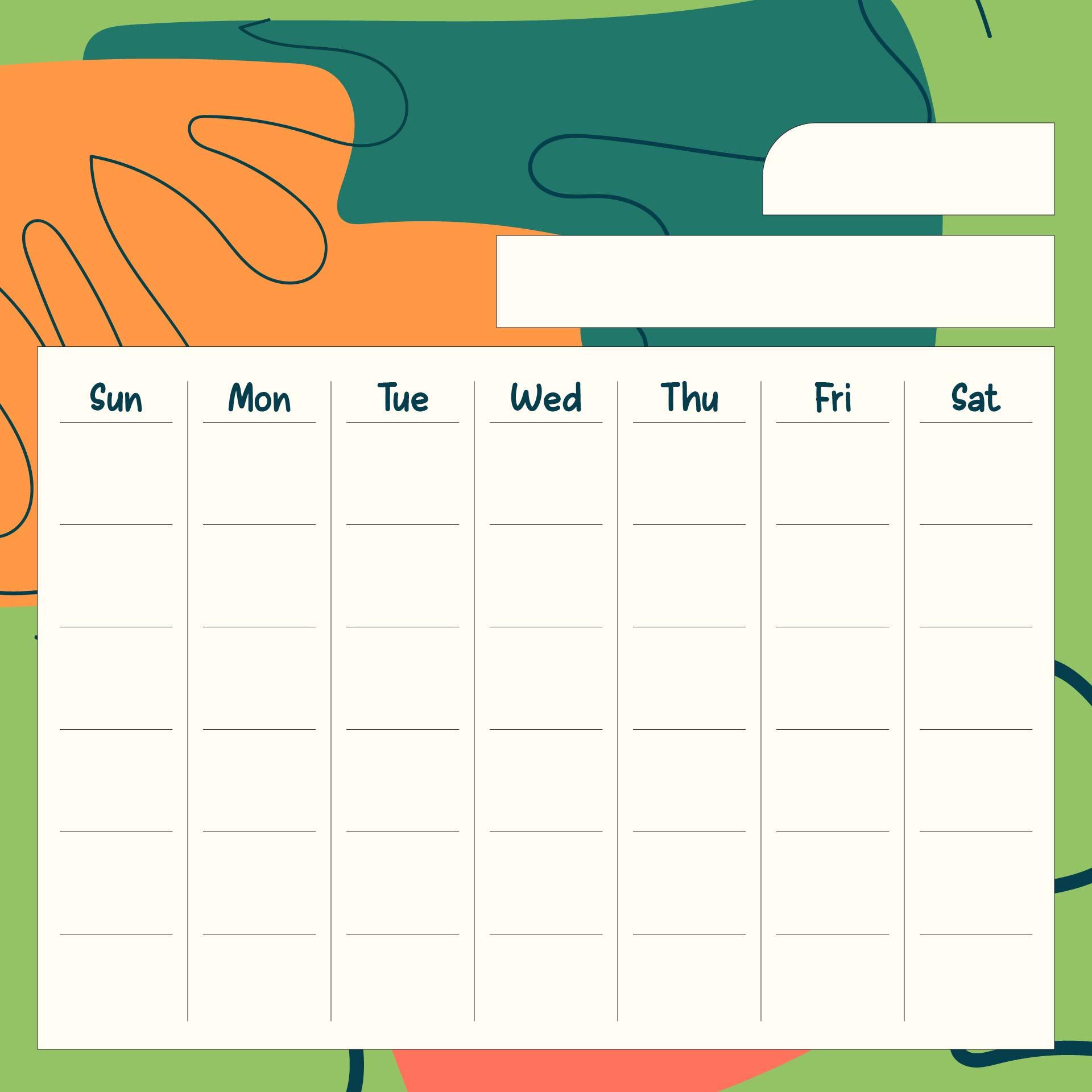 5 Best Calendar Printable Day 31