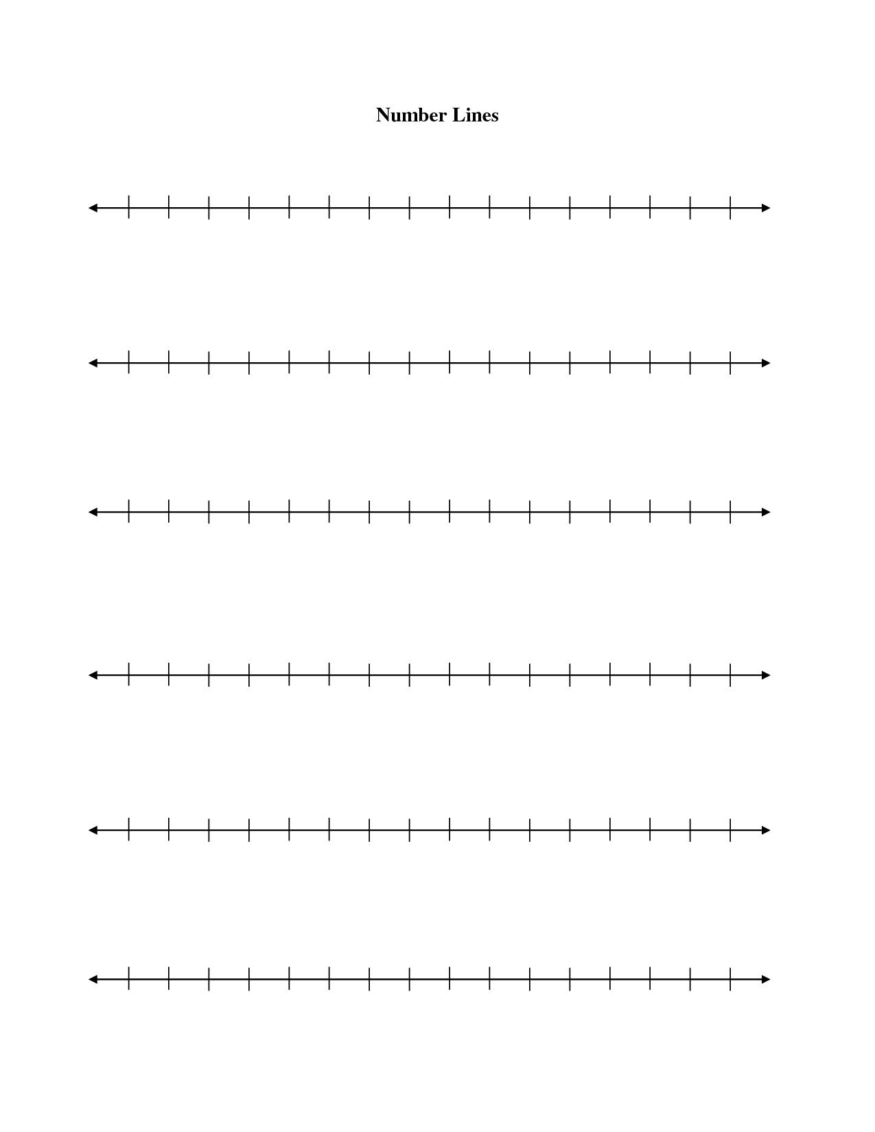 7 Best Images Of Number Lined Calendar Printable