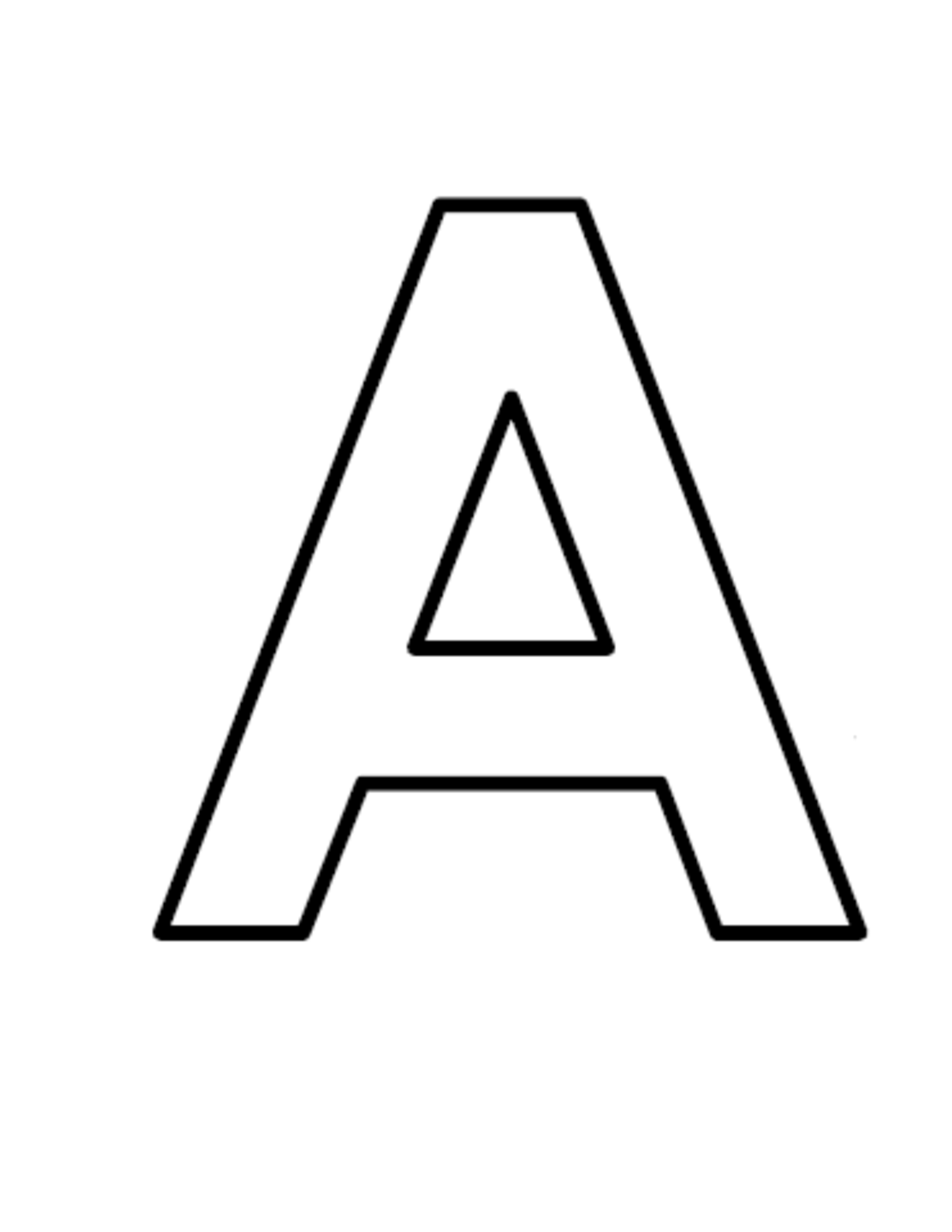 Alphabet Printable Images Gallery Category Page 6