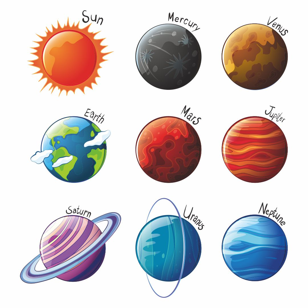 9 Best Images Of Printable Planet Cut Outs