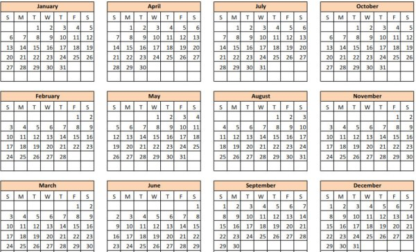 Calendar Printable Images Gallery Category Page 73 ...