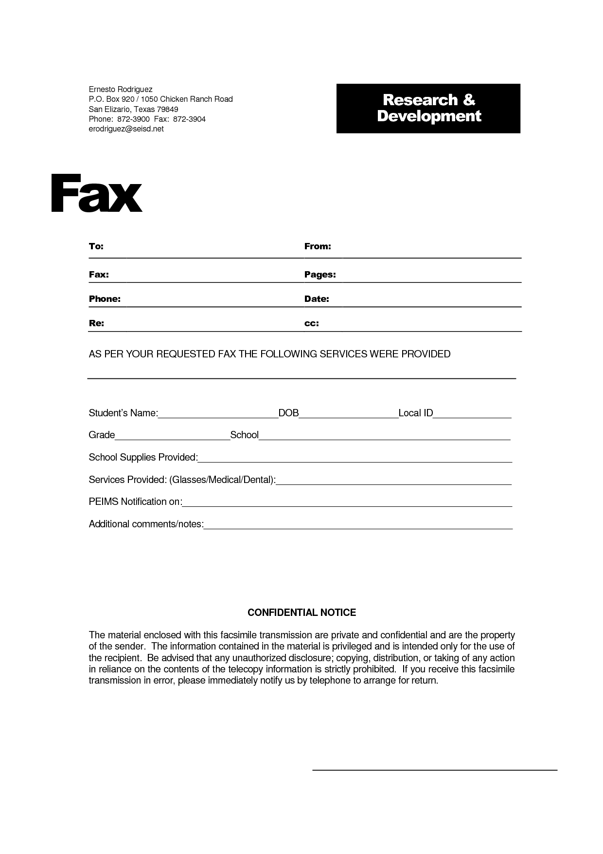 Confidential Fax Cover Sheet Private Fax Cover Sheet Pdf Download
