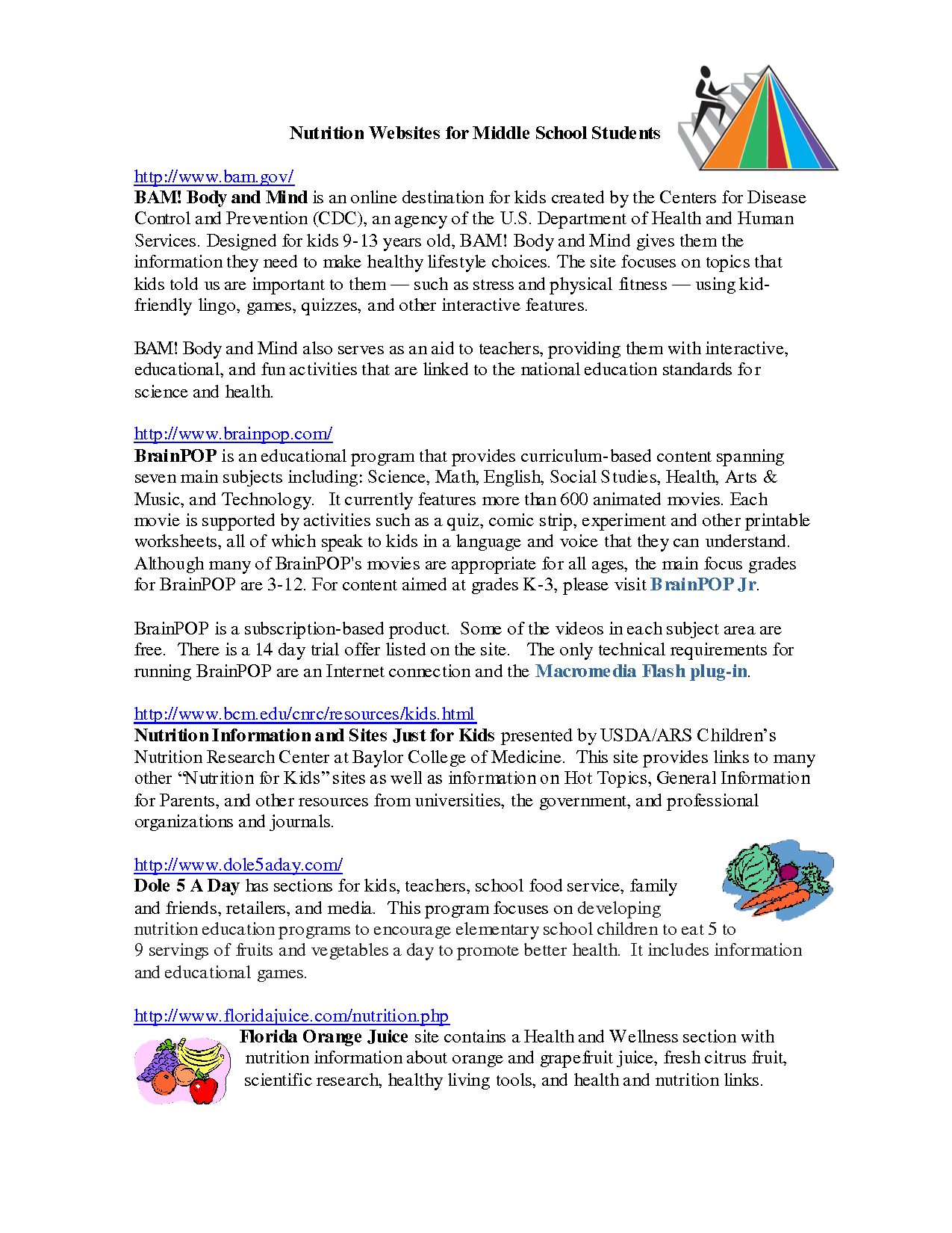 Printables Nutrition Worksheets For Middle School Ronleyba Worksheets Printables
