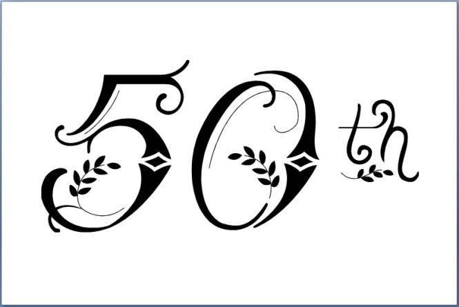 Free 50th Birthday Invitation Templates Printable Wedding – Free 18th Birthday Invitation Templates