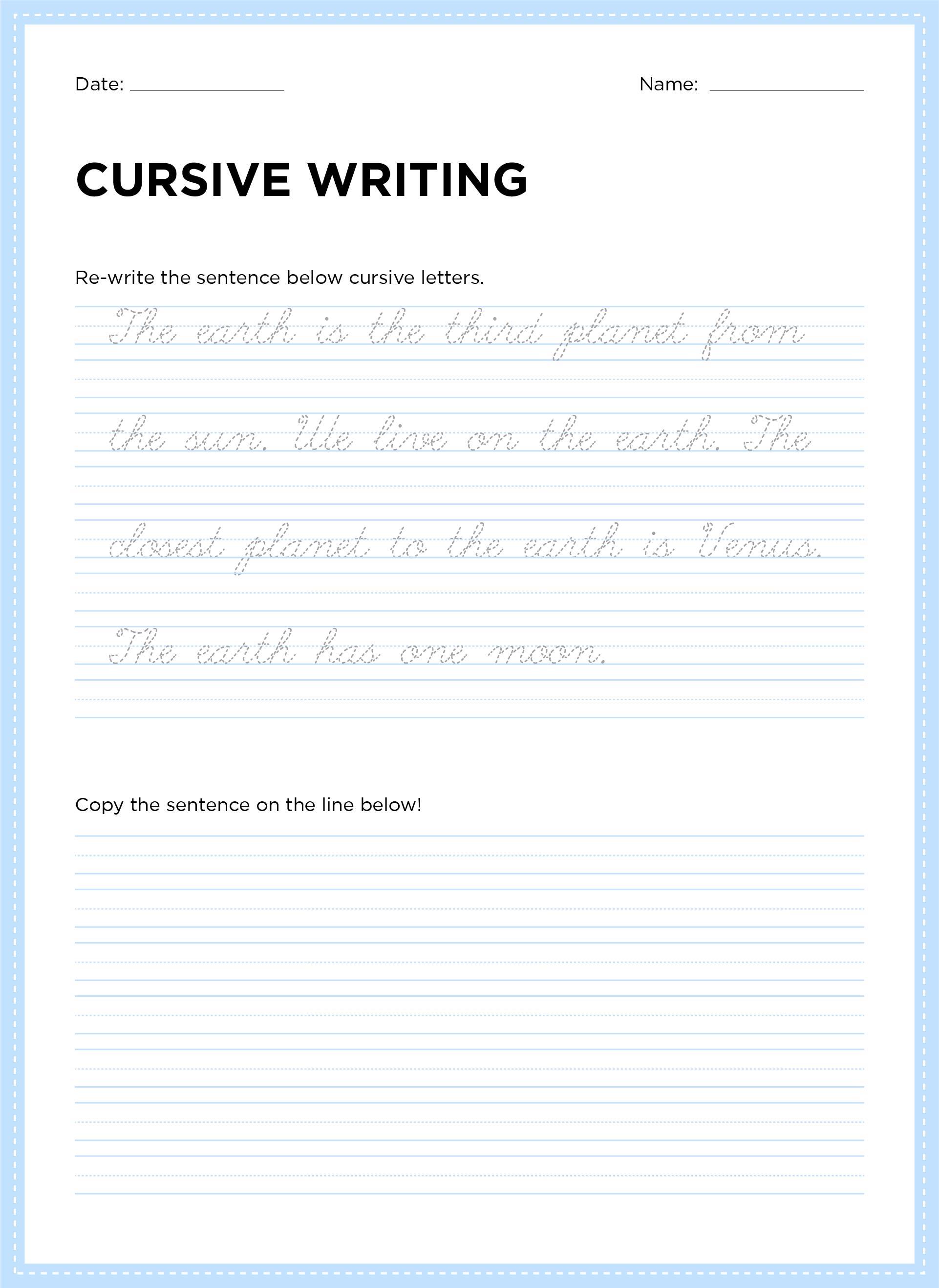 8 Best Images Of Zaner Bloser M Cript Alphabet