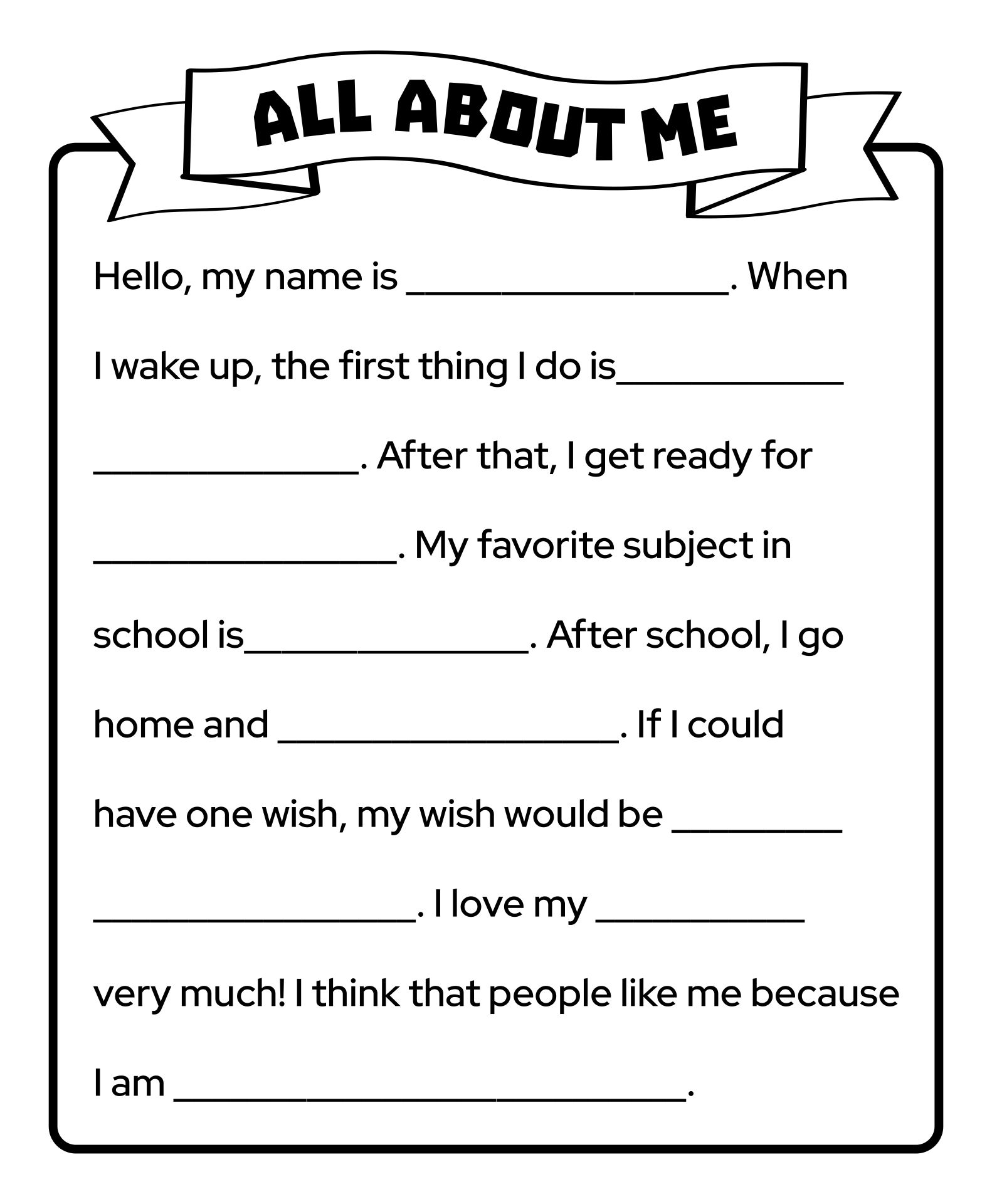 5 Best Images Of Printable Worksheets About Adult