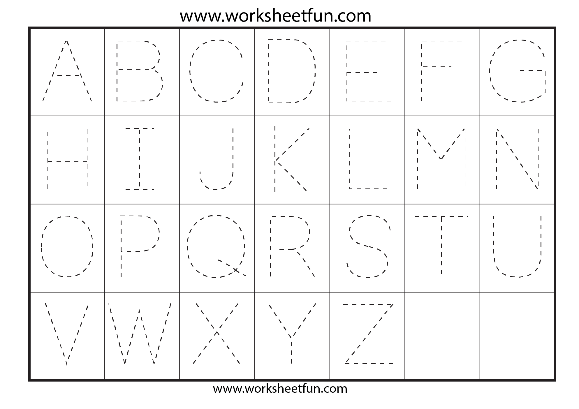 Letter Printable Images Gallery Category Page 9