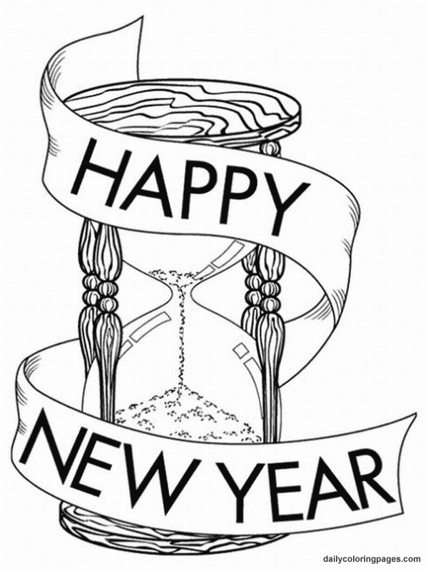 6 Best Images Of New Year S Eve Printable Coloring Pages New Year S Printable Coloring Book Pages New Year S Printable Coloring Pages And New Year S Printable Coloring Pages Printablee Com
