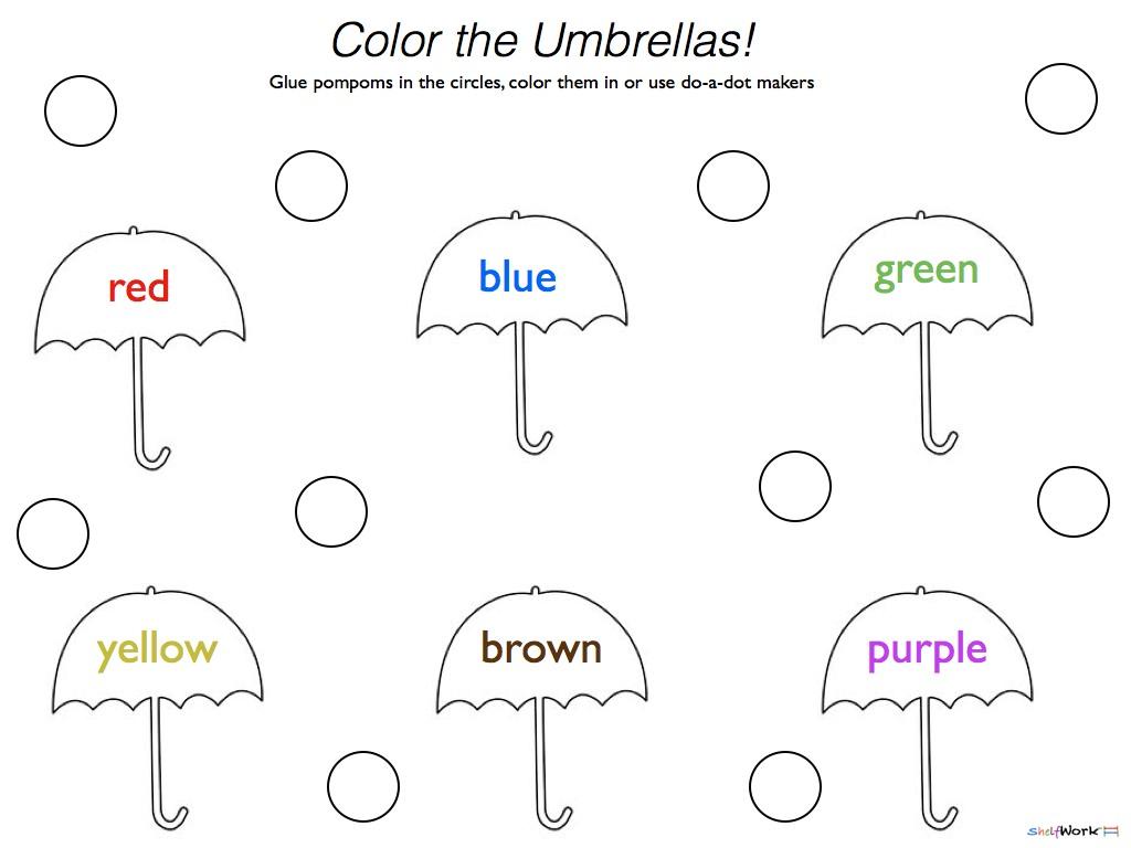 5 Best Images Of Toddler Worksheets Printables