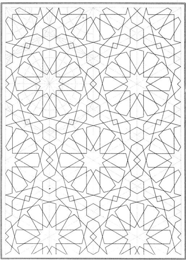 7 Best Images Of Paper Mosaic Patterns Printable Paper