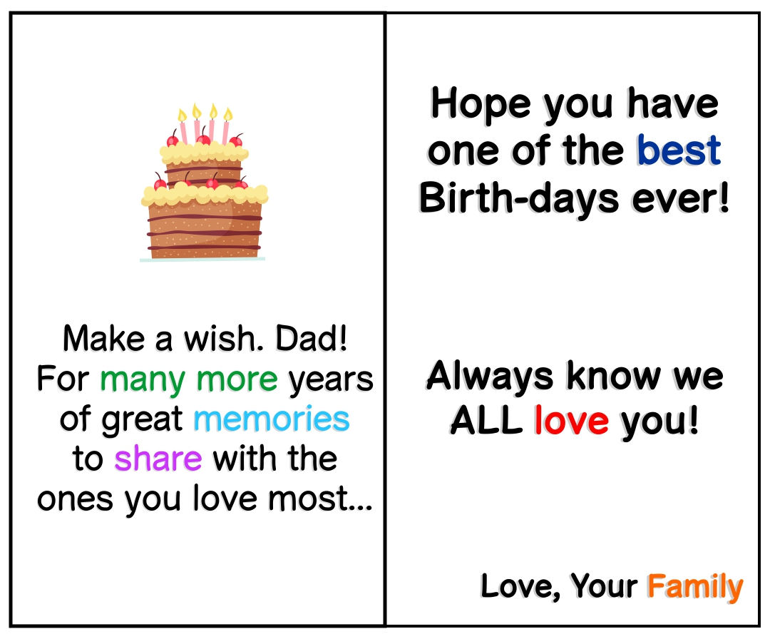 Birthday Printable Images Gallery Category Page 1