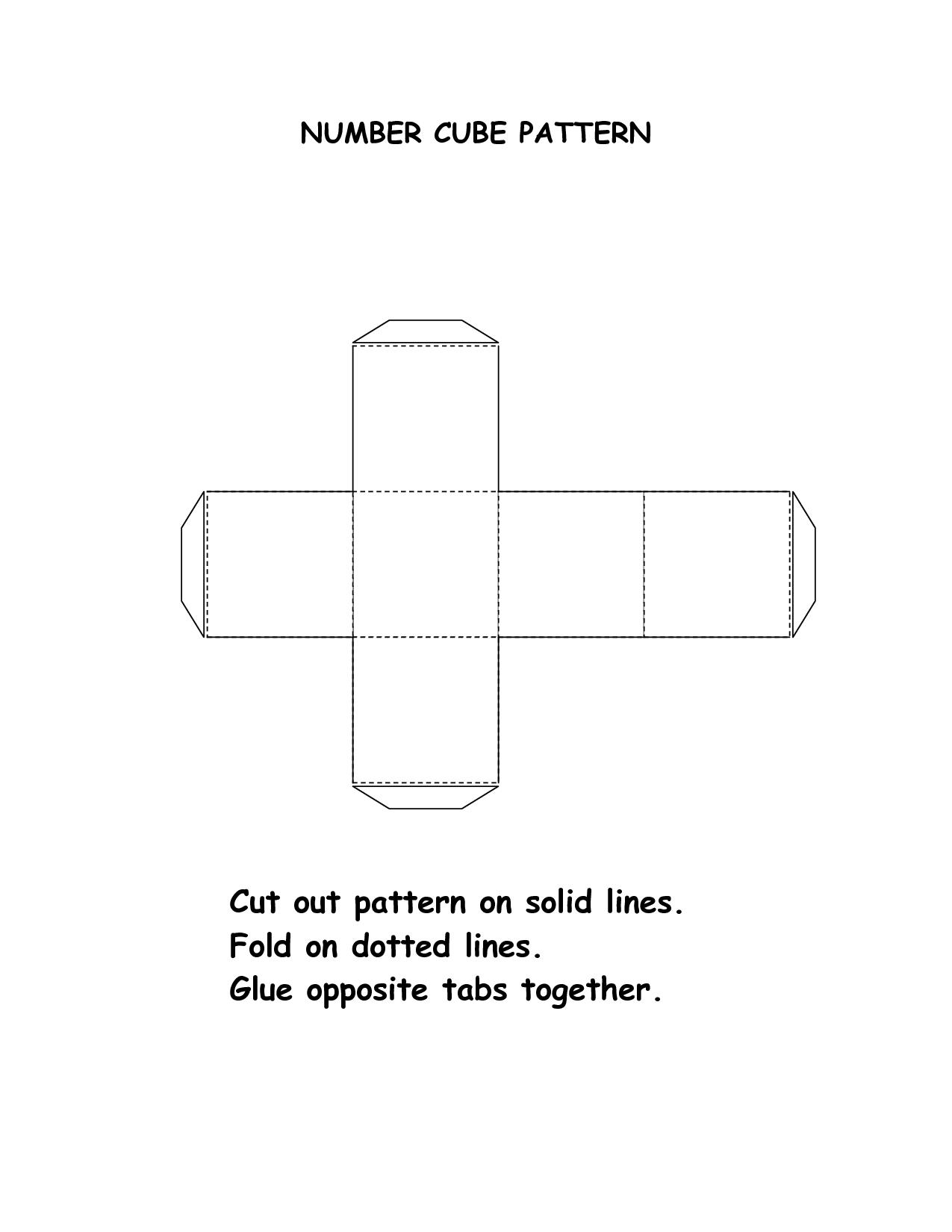 Rectangular Prism Cut Out Shape