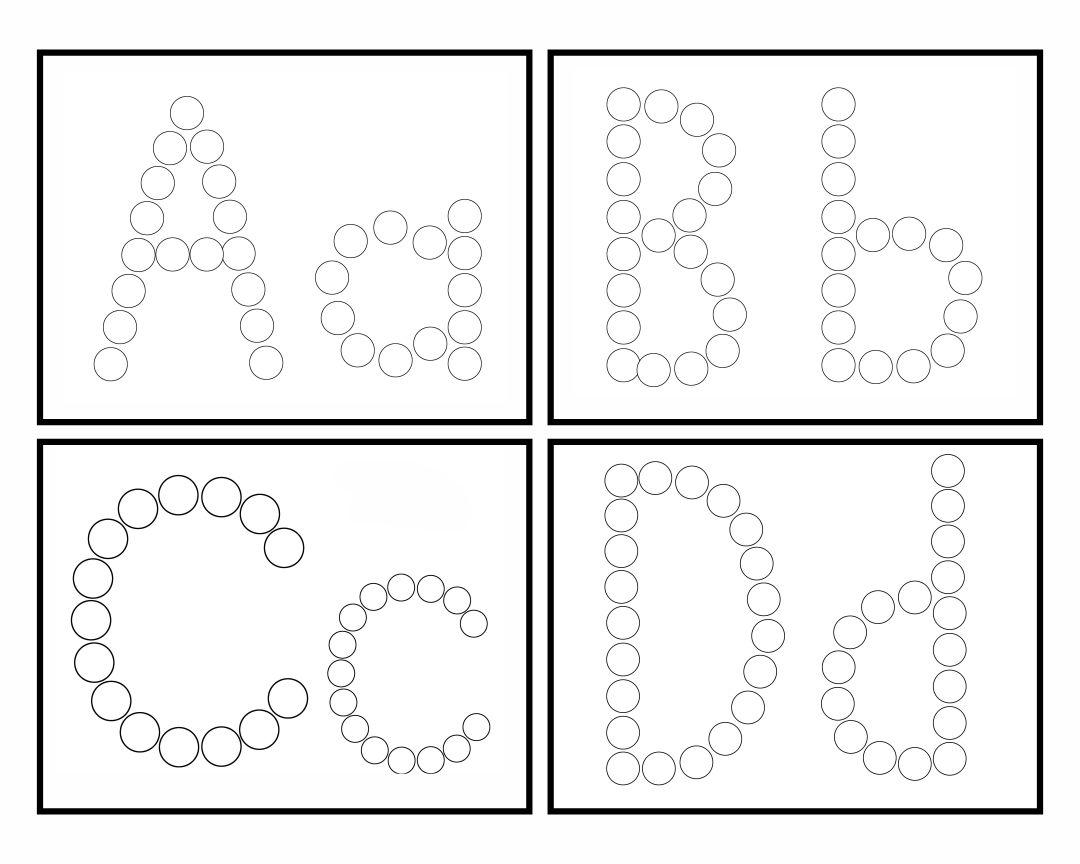 6 Best Printable Bingo Dauber Dot Activities